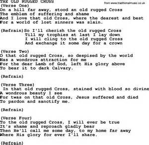 the rugged cross pdf roselawnlutheran