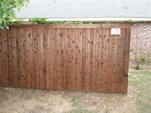 fence types side by side fences bluebonnent fences