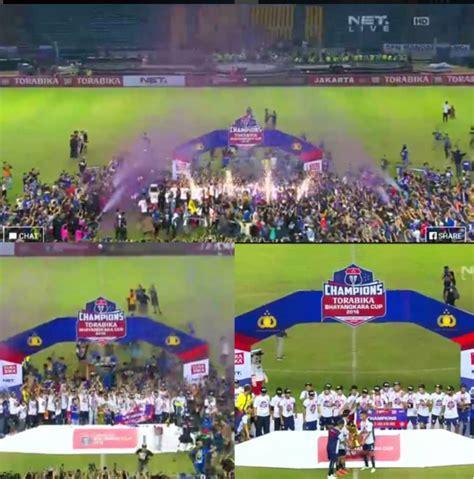 gambar dp bbm arema juara keren terbaik bhayangkara cup 2016 tekno gadget