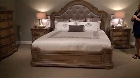 montrose bedroom set  pulaski furniture home gallery stores youtube