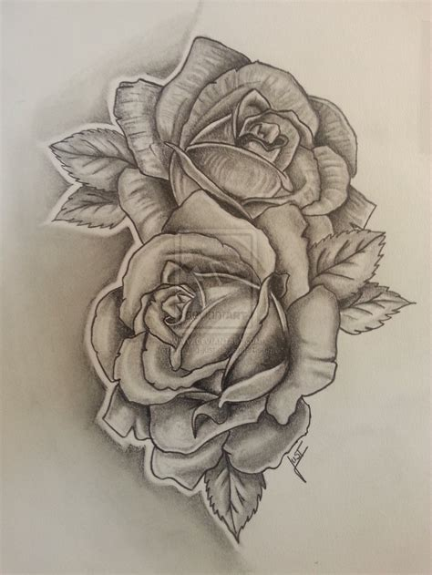 26 2 tattoo designs the gallery for gt three roses outline