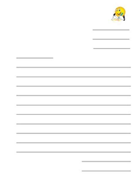friendly letter pack rubric kstaples teachers