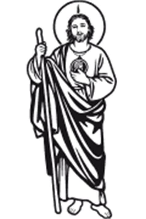descargar imagenes de san judas tadeo para dibujar vectores de im 225 genes religiosas para corte en ploter p 225 g 2