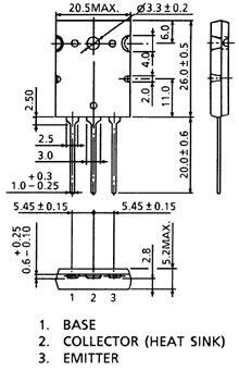 c5200 transistor data c5200 datasheet vceo 230v npn transistor toshiba