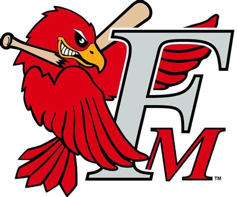 Kaos Olahraga Hockey Fargo Logo Primary josh mazzola leads redhawks to header sweep of stockade minor league sports report
