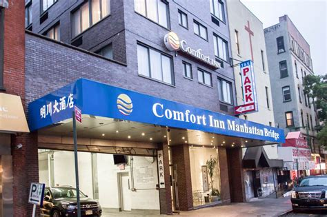 comfort inn in manhattan comfort inn manhattan bridge 2017 room prices deals