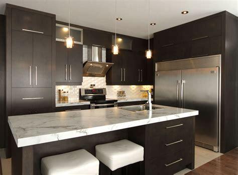 armoire de cuisine moderne cuisine moderne bois cuisine conception de