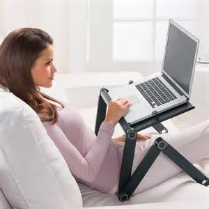 laptop tisch bett vario laptoptisch f 252 rs bett 3 jahre garantie pro idee