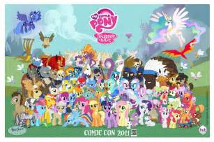 Equestria daily mlp stuff exclusive my little pony comic con