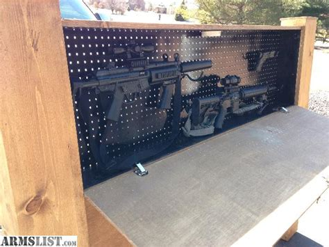 headboard gun safe armslist for sale gun storage headboard