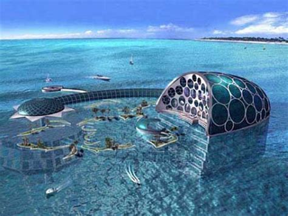 dubai hotels under water cool photos | world