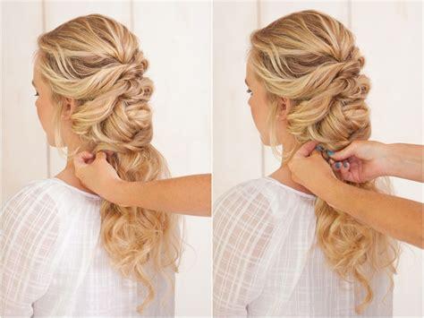 Wedding Hair Braid Tutorial by Braid Twist Tutorial Link