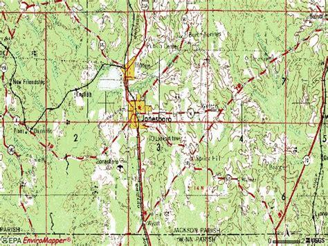 jonesboro louisiana map 71251 zip code jonesboro louisiana profile homes