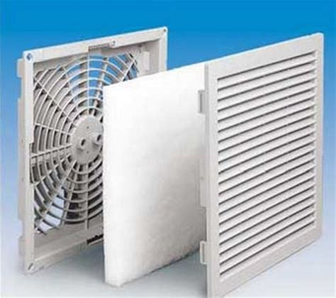 Saringan Strainer Spare Part Sanchin Sc switch cabinet cooling accessories outlet grille with filter sc g various sizes ip44 ip54