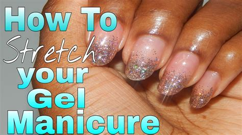 how to make nail how to make gel nails last longer