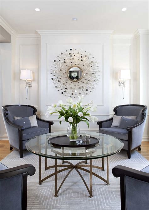 glamorous modern living room    robeson