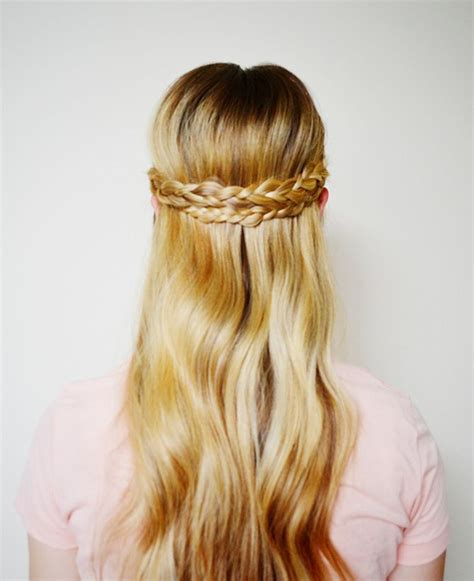 cute twa hairstyles wedding with crown half up braided crown hll braids and shades