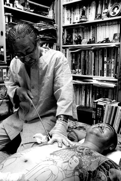 yakuza tattoo master 17 best images about horiyoshi iii yoshihito nakano on