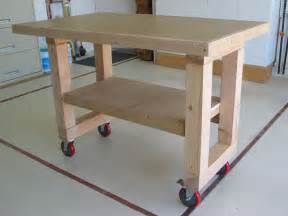 Simple Work Bench Plans Pdf Diy Easy To Build Workbench Download Dvd Shelf