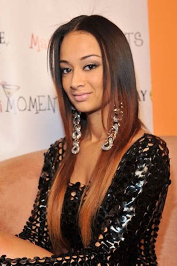 draya michele real hair length 5 ladies rockin the ombre hair trend who wore it best