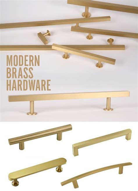 mid century modern cabinet hardware 25 best ideas about brass hardware on gold