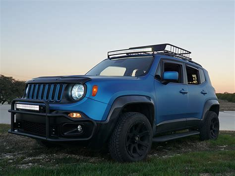 jeep renegade stance jeep renegade fender flares by madness frp