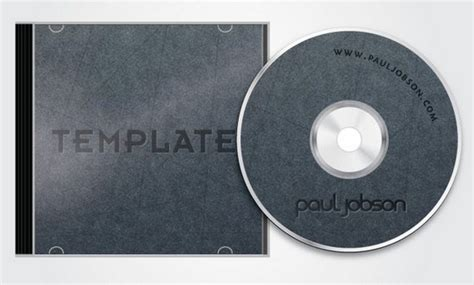cd cover template psd free 16 cd cover template psd images cd cover design template