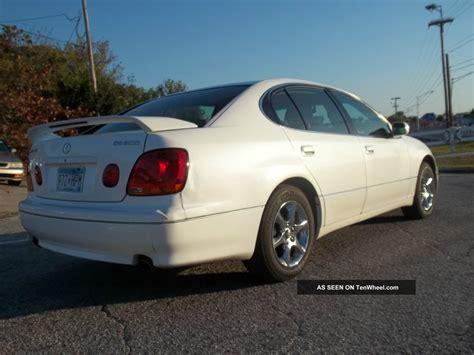 lexus coupe 2003 immaculate 2003 lexus gs300 base sedan 4 door 3 0l