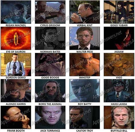 film quiz level 61 100 pics movie villains level 61 level 80 answers apps