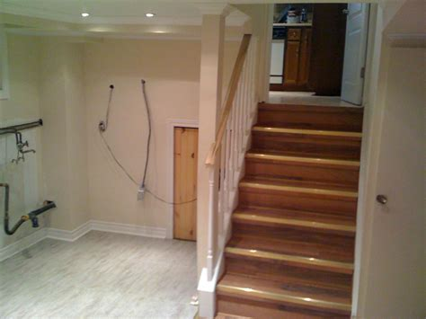 How To Cover Basement Stairs Basement Finishing How To Make Basement Stairs