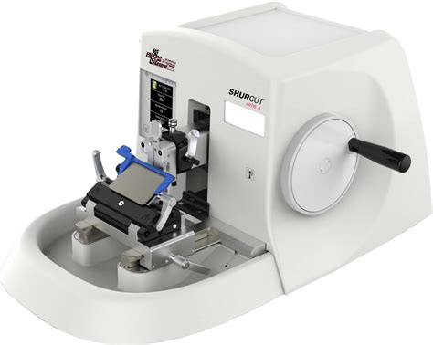 microtome sectioning microtomes made simple general data company inc