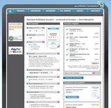 Aufkleber Drucken Gro Format by Produktauswahl Aufklebertyp W 228 Hlen Konfigurieren
