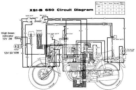 1971 yamaha ct1 wiring diagram wiring diagrams wiring