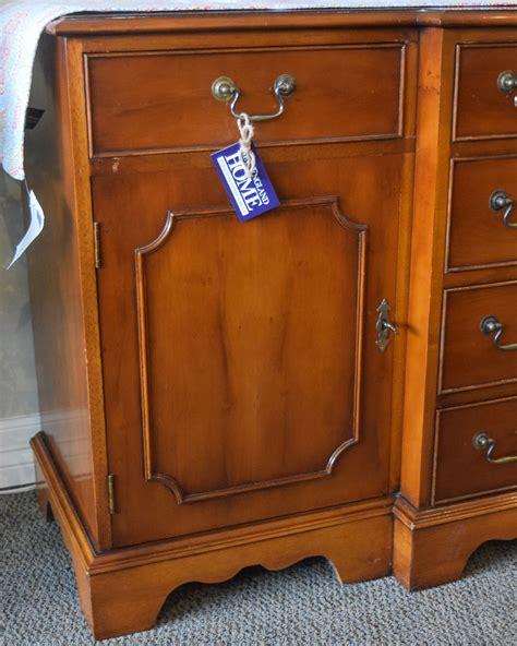 bradley yew keyed sideboard new home furniture