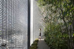 optic house optical glass house hiroshima japan buildings architectural review