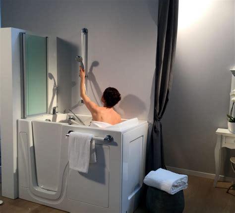 vasca con sportello e doccia vasca doccia maratea bagnosereno it
