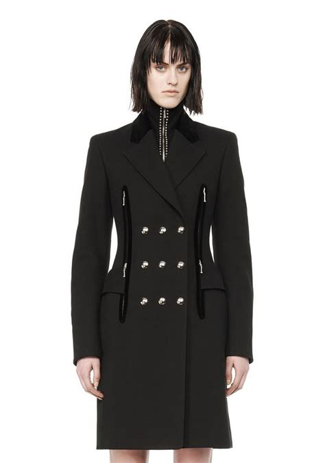 Runway Exclusive by Runway Exclusive Tailored Dress Coat Jackets And