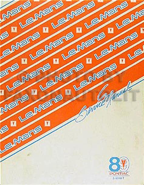 free car repair manuals 1989 pontiac lemans instrument cluster 1989 pontiac lemans repair shop manual original