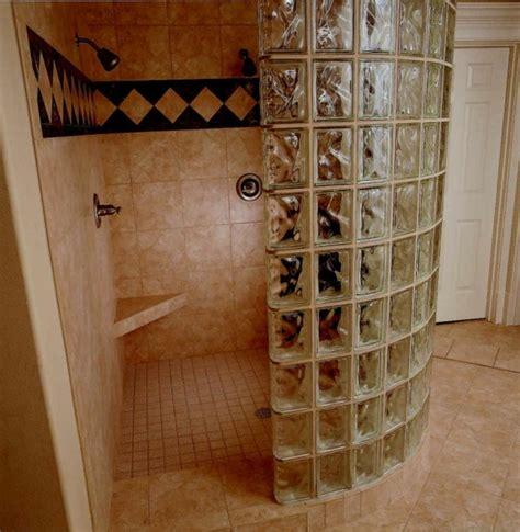 dusche mit glasbausteinen glasbausteine f 252 r dusche 44 prima bilder archzine net