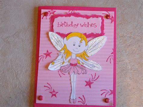Handmade Card Idea - handmade cards ideas birthday card