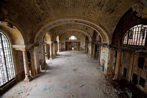 station inside