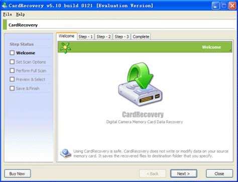 memory card data recovery software free download ~ welcome