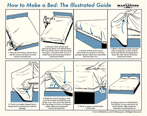the proper way to make a bed how to expertly make your bed like all the hotels do it