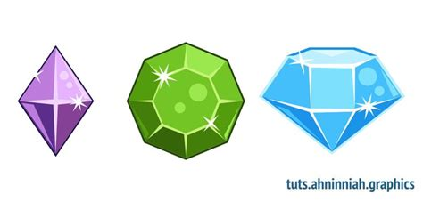 inkscape gem tutorial inkscape tutorials how to draw gems miscellaneous