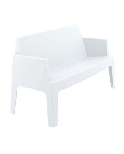 noleggio divani noleggio divano box bianco per eventi all esterno punto