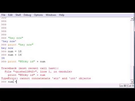 python tutorial youtube programming python programming tutorial 7 more on strings youtube