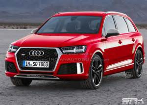 Rs Q7 Audi Audi Rs Q7 In The Works Iab Rendering