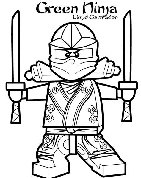 Download Ninja Green Garmadon Coloring Page Or Print Ninja Green Coloring Pages