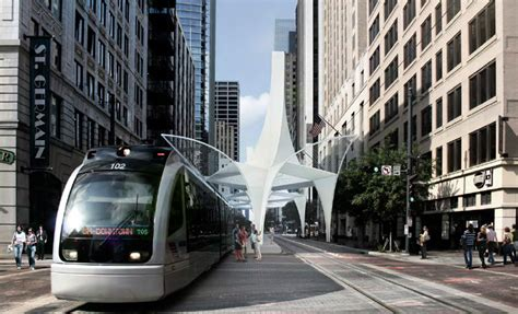 Design Competition Houston | downtown houston central station design competition