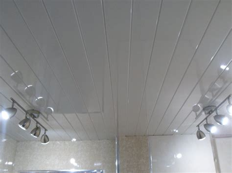 Pvc Ceiling Panels For Bathrooms by 6 White V Groove Ceiling Panels Pvc Plastic Wall Ceiling Bathroom Cladding Bathroom Cladding